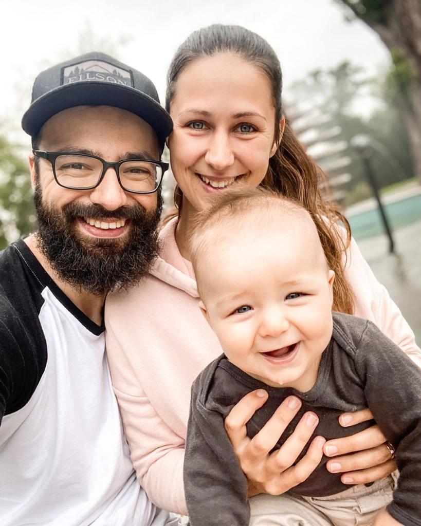 Rodina je pre blogerku najdôležitejšia. Foto IG stepwithfashion